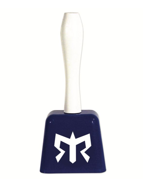 Cowbell - Large - Blue
