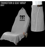 Orange Mud Transition and Seat Wrap - Gray