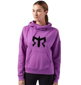 Reebok Women's Elements Fleece Cowl Neck (FW18)