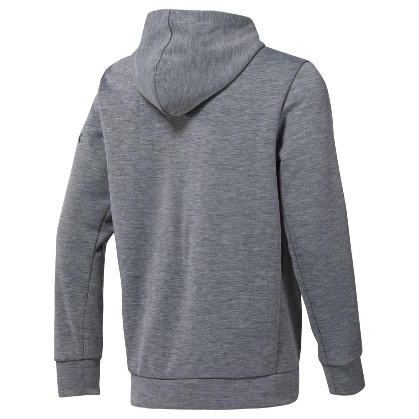 Reebok Men's WOR Double Knit Hoodie (SS19)