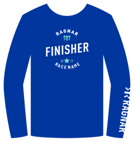 Women's TRAIL Finisher Long Sleeve