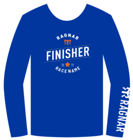 Men's TRAIL Finisher Long Sleeve
