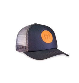 Ragnar Patch Foam Technical Trucker Hat - Blue