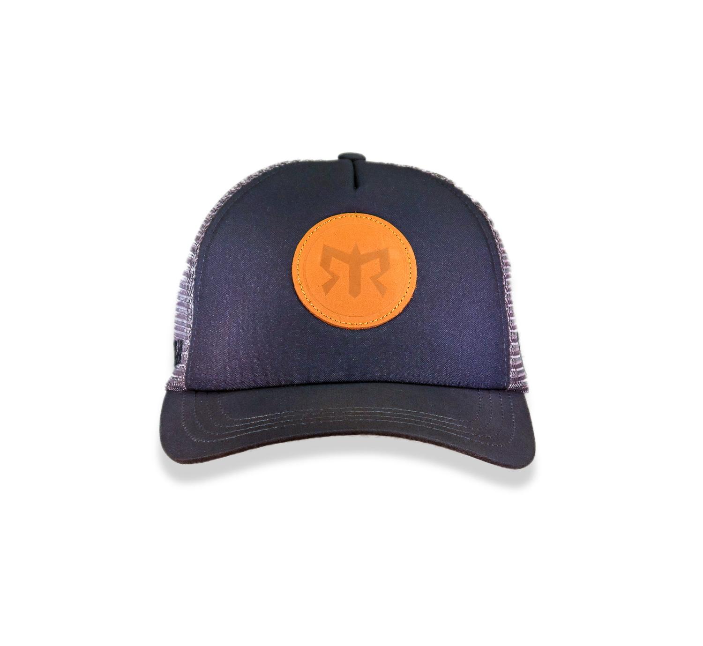 Ragnar Patch Foam Technical Trucker Hat - Blue