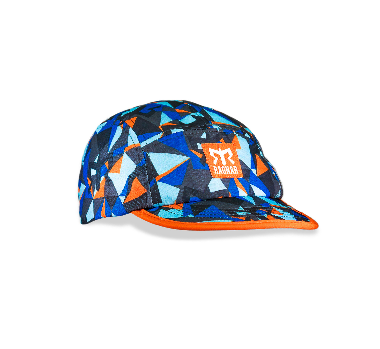 Boco Endurance Hat - Geometric Pattern