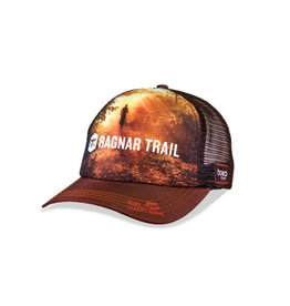 Ragnar Trail Landscape Foam Technical Trucker Hat