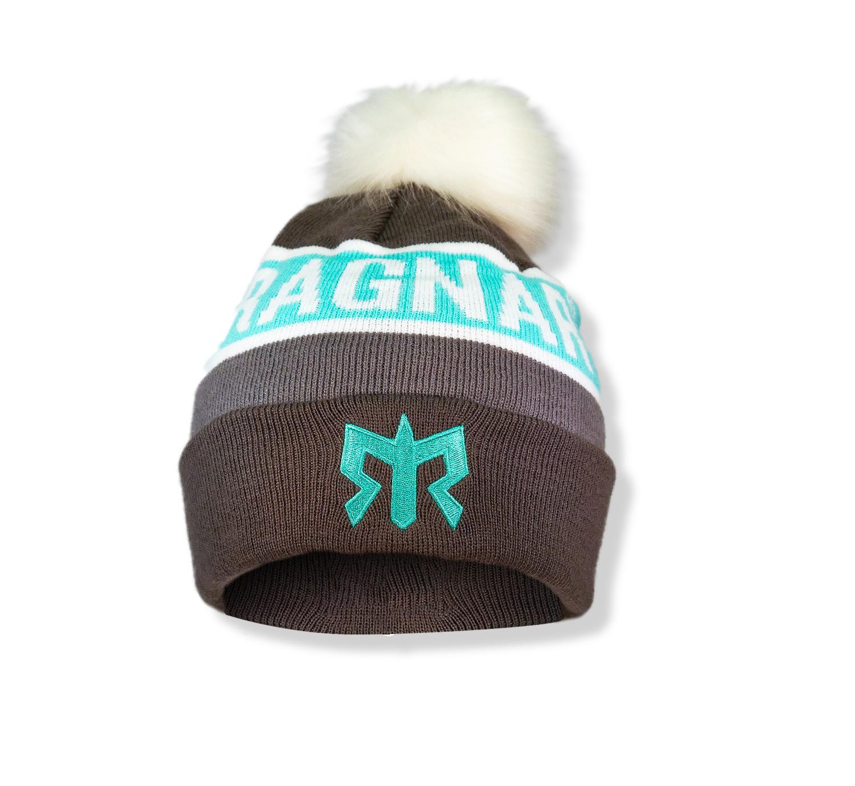 Women's Ragnar Pom Pom Beanie - Knit
