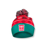 Ragnar Pom Pom Knit Beanie - Winter Holiday