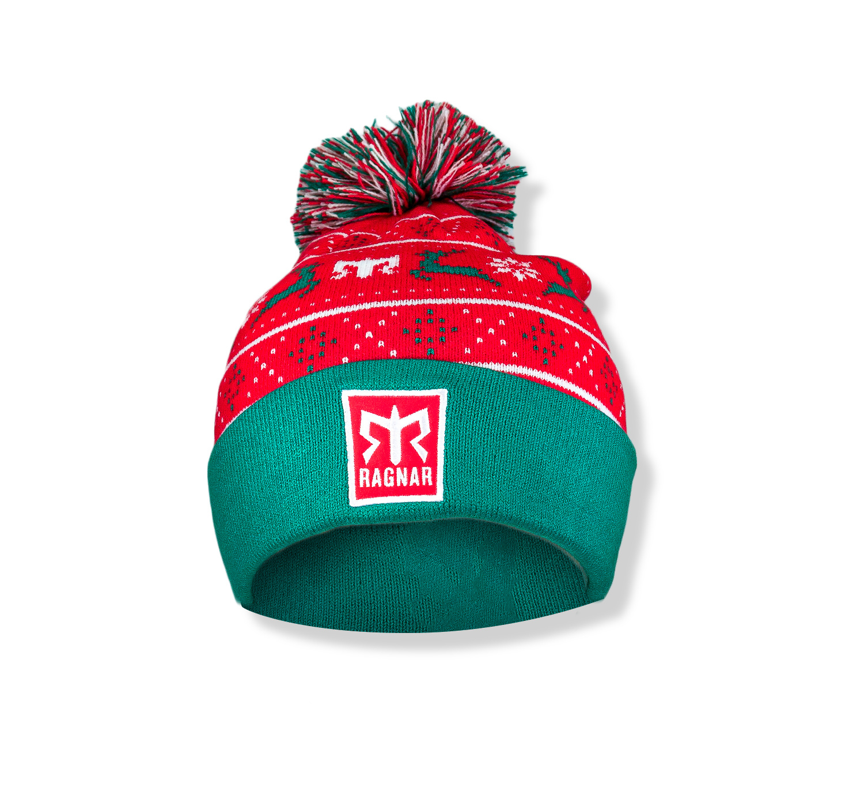 a321e59c497 Boco Ragnar Pom Pom Knit Beanie - Winter Holiday - Ragnar Gear Store
