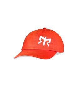 Adjustable Baseball Hat, Orange, OSFM