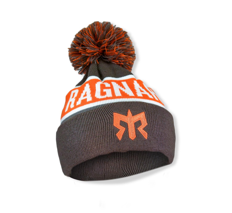 Ragnar Pom Pom Beanie - Knit