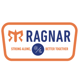 Ragnar Retro Rectangle Patch