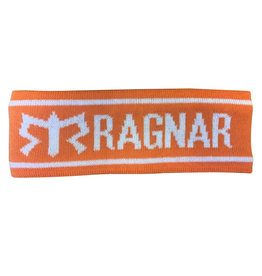 Ragnar Knit Performance Headband - Orange