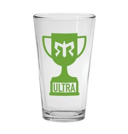 Ragnar Ultra Pint Glass (Lime Logo)