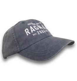 Ragnar Adjustable Unstructured Hat - Washed Navy
