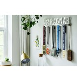 Brushed Stainless Steel Medal Hanger