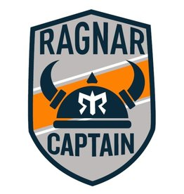 Ragnar Captain Patch