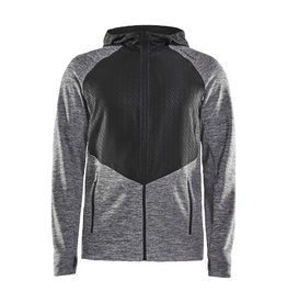 CRAFT Men's Charge FZ Sweat Hood Jacket (FW19)