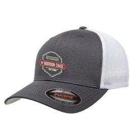TBC Retro Trucker, Charcoal/White, OSFM