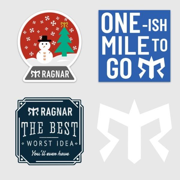 2019 Holiday Sticker Bundle