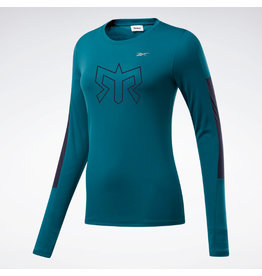 Reebok Women's RE Long Sleeve Tee (SS20)