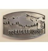 Ragnar 2020 Belt Buckle