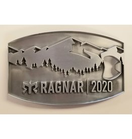 Ragnar 2020 Belt Buckle
