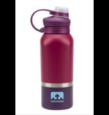 Nathan Hammerhead Water Bottle, 24oz