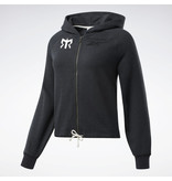 Reebok Women's TE Textured Logo Full Zip (SS20)