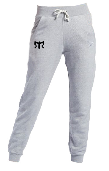 Reebok Women's TE Textured Logo Pant (SS20)