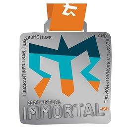 2020 Virtual Immortal-ish Medal
