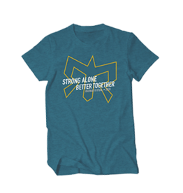 Ragnar Virtual Event - Teal Tee