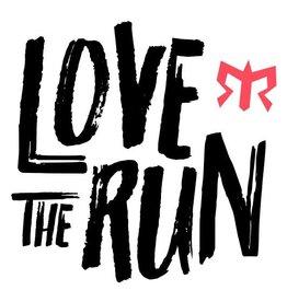 Love The Run Sticker