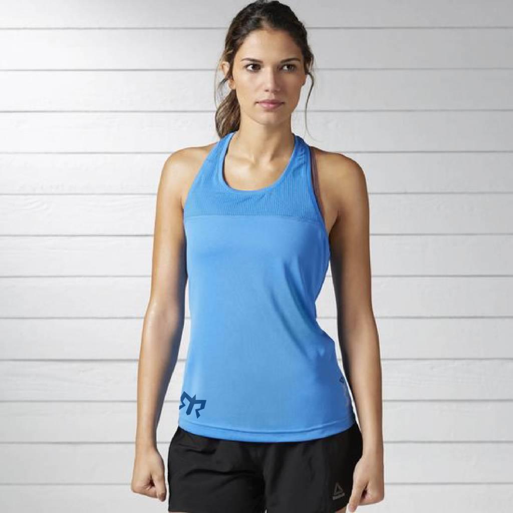 17c66399d Reebok Women s Workout Ready Mesh Tank - Ragnar Gear Store