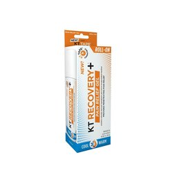 KT Recovery+ Pain Relief Gel Roll-On 3oz