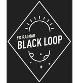 Black Loop Sticker