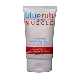bluerub Muscle Rub 4oz