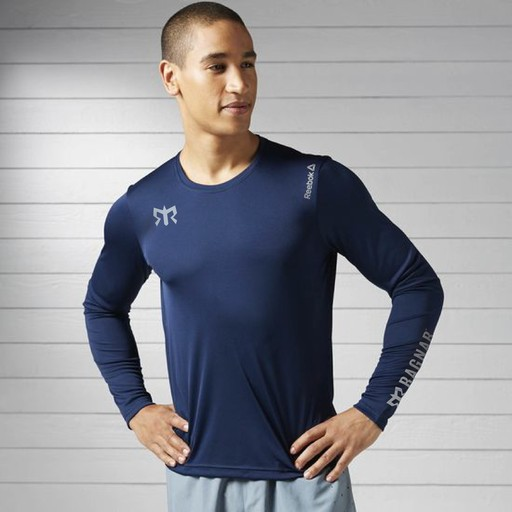 Reebok Men s Running Essentials Long Sleeve Tee - Ragnar Gear Store 77b664fd7