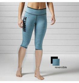 Reebok Women's Workout Ready Reversible Capri