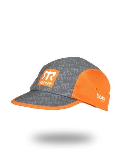Ragnar Endurance Hat - Grey Orange - Ragnar Gear Store f6375acc6e6