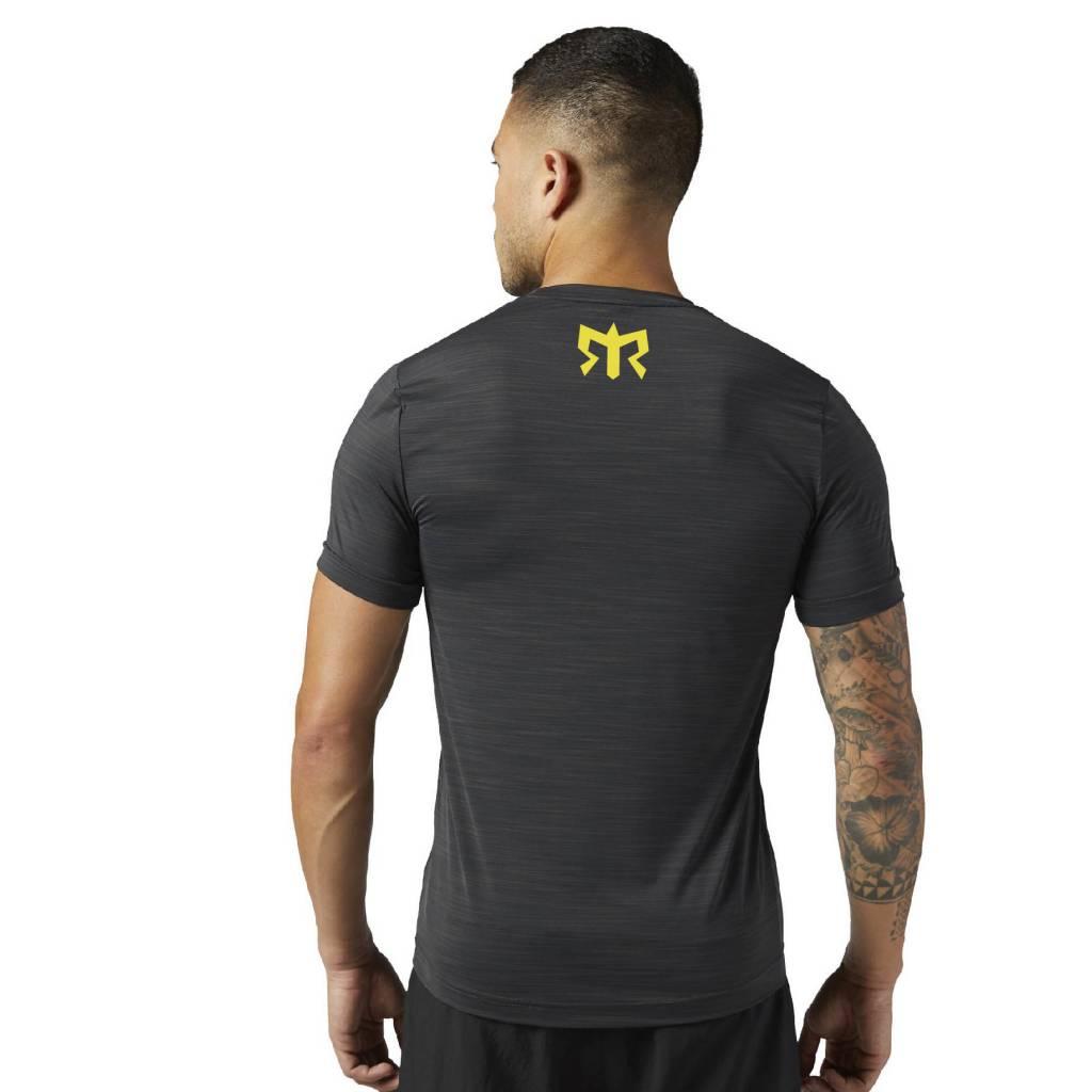 Reebok Men's ONE Series Run ACTIVChill Short Sleeve