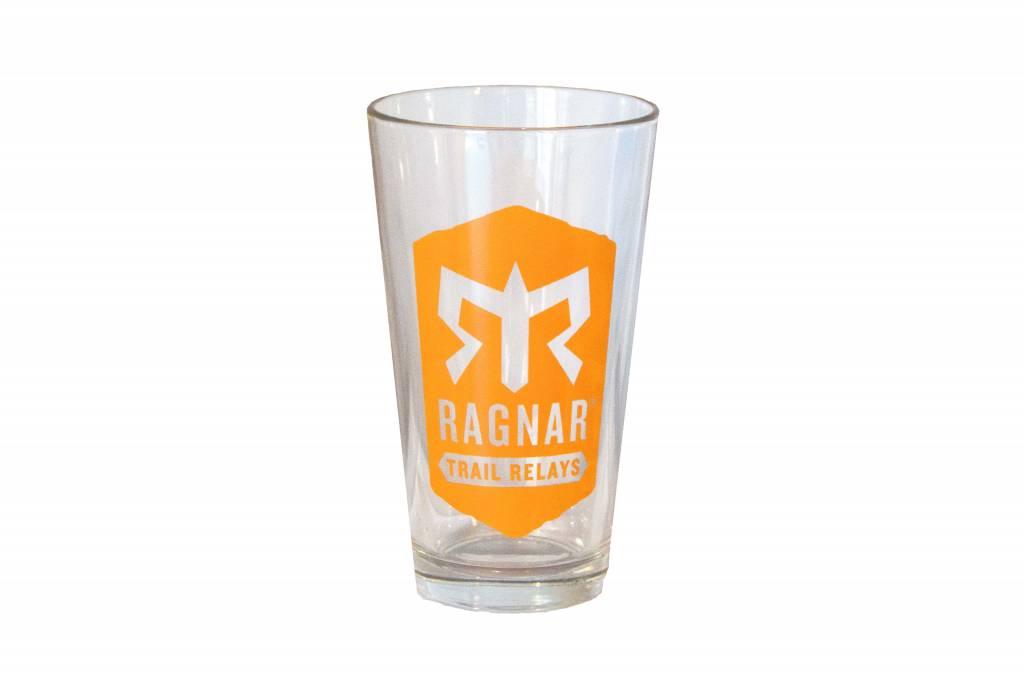 Trail Pint Glass