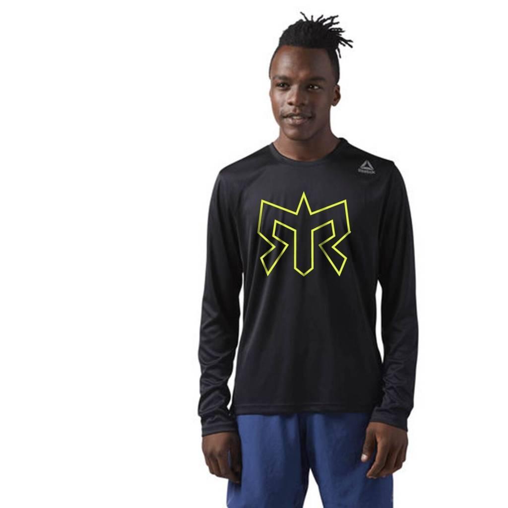 Reebok Men's Running Long Sleeve Shirt (SS18)