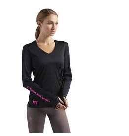 Reebok Women's Running Essentials Long Sleeve Tee (SS18)