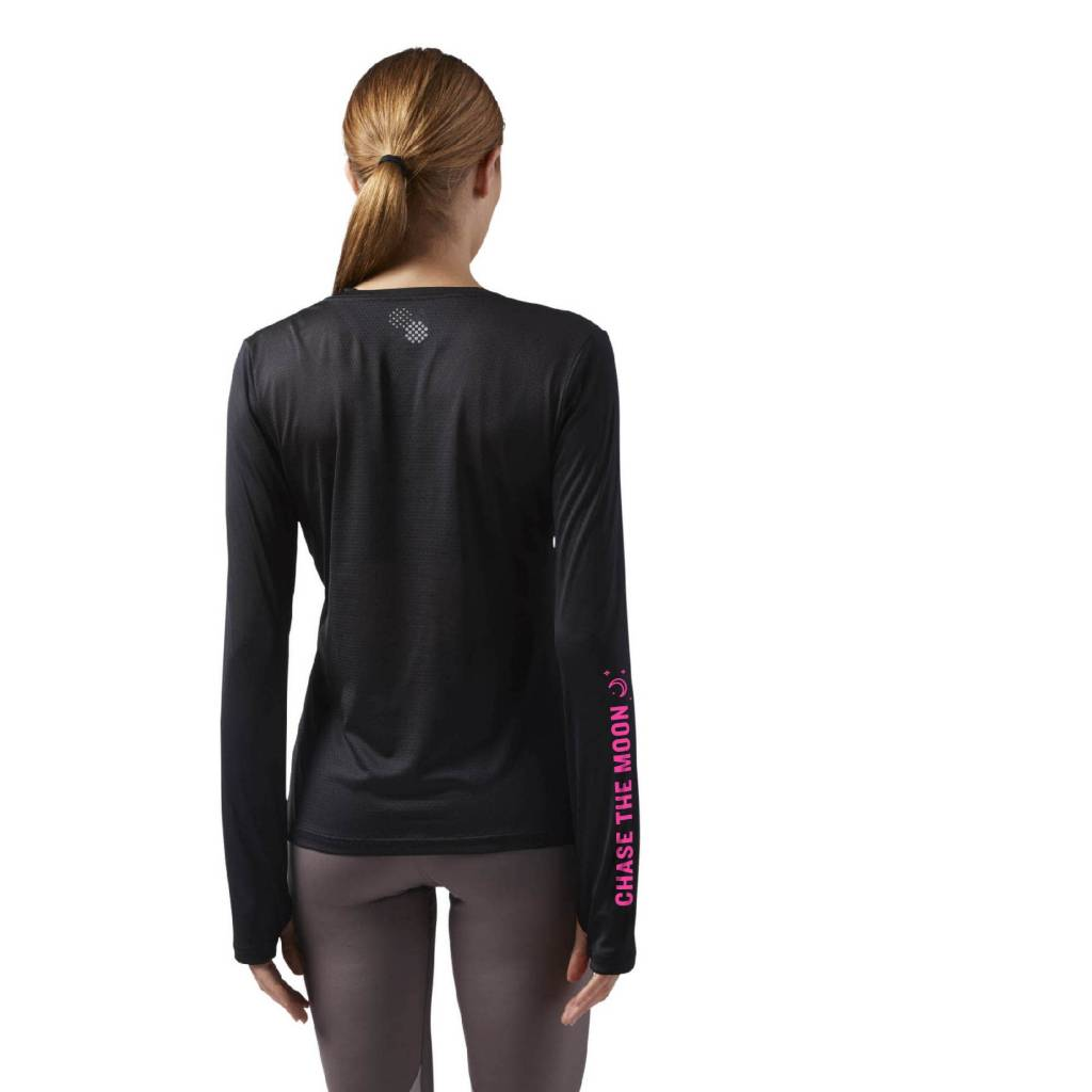 Reebok Women's Running Essentials Long Sleeve Tee (SS18)