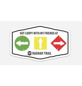 Trail Loop Sticker
