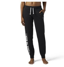 Reebok Women's Elements French Terry Sweatpant (SS18)