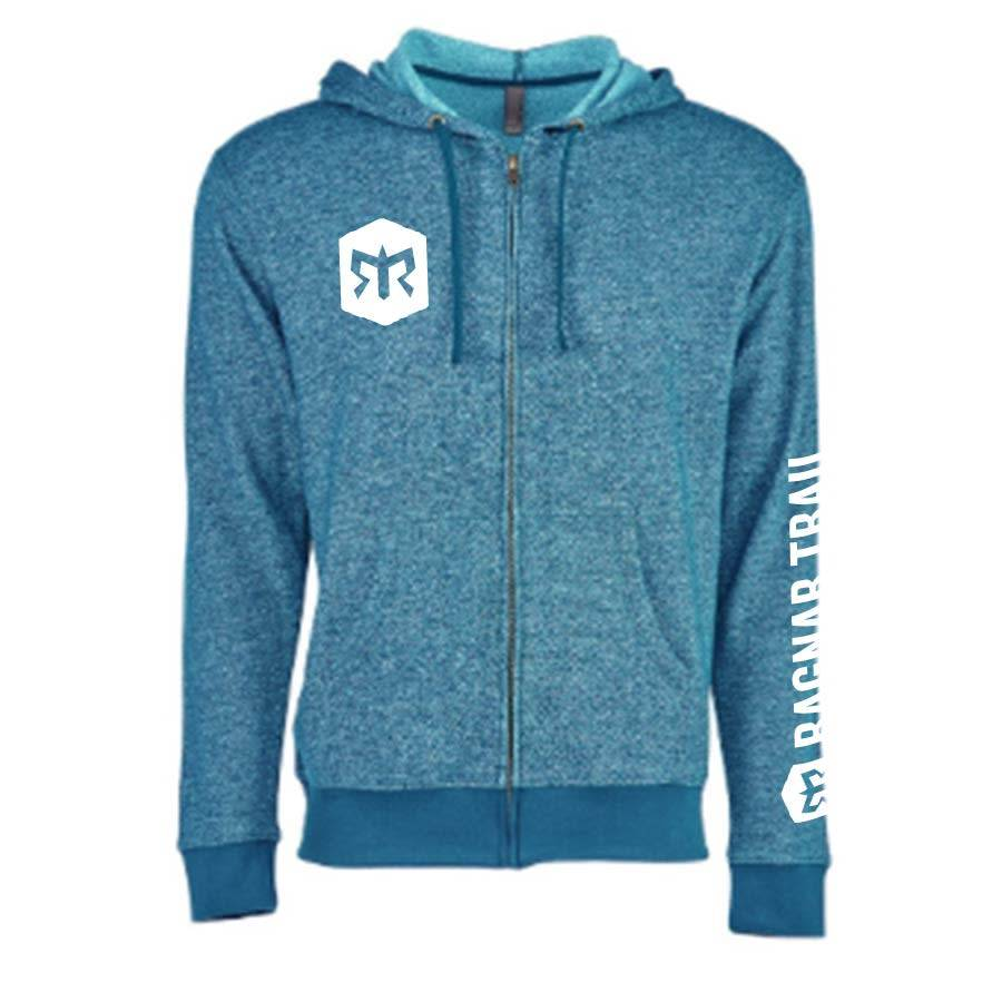 Ragnar Trail Denim Fleece Zip Hoodie (2018)