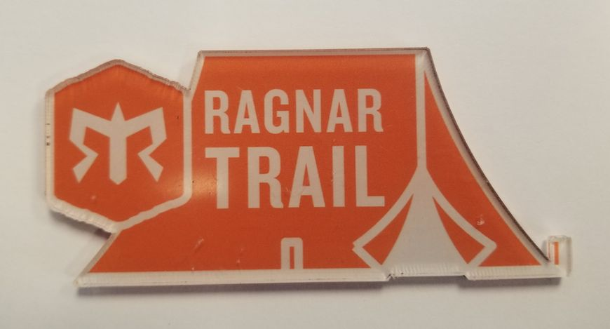 Magnet with Trail Blaze Logo