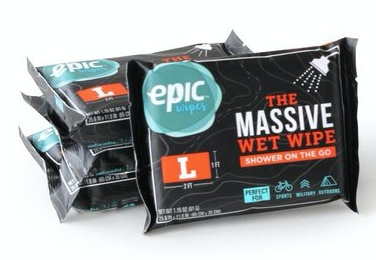 Epic Wipes Massive Body Wipe - Large